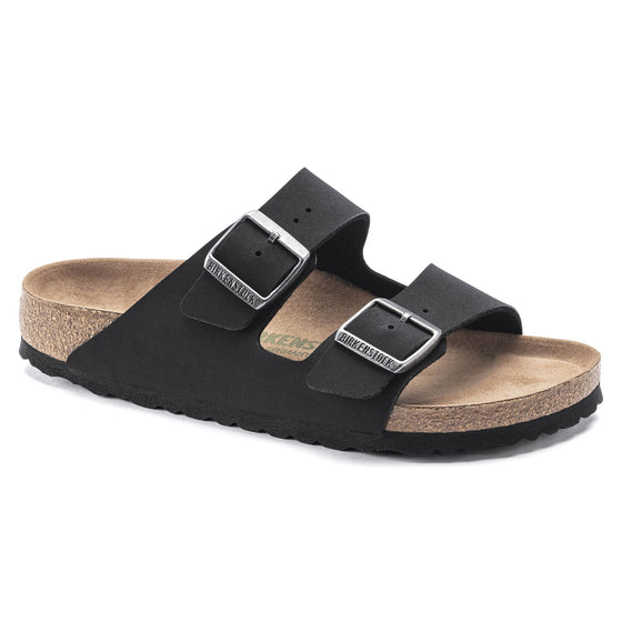 Arizona Classic Footbed : Black Vegan