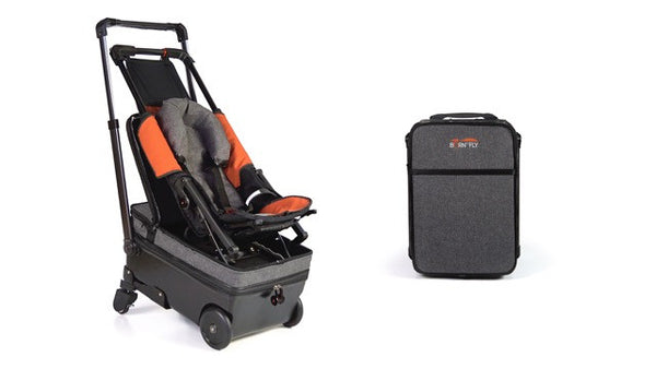 Born To Fly Baby Travel System 379aud Borntoflybaby