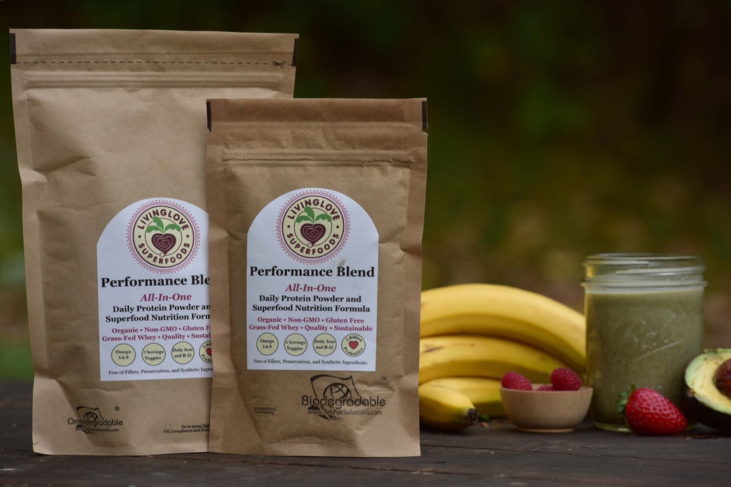 Apply to become a reseller of LivingLove Superfoods organic all-in-one superfood protein powders