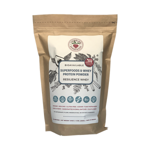 Resilience Whey Superfood Protein Powder