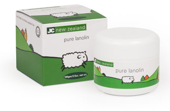 JC new zealand pure lanolin