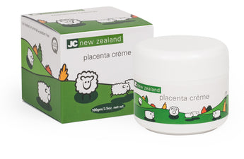 JC new zealand anti aging placenta face cream