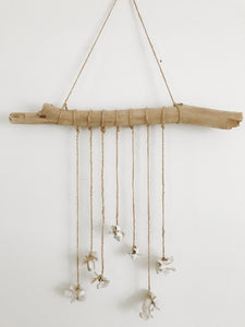 Kangaroo Bone Wall Hanging