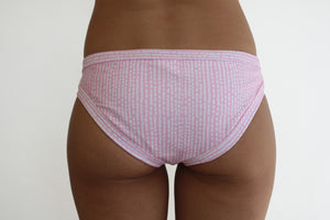 Bluey Bottom in Rose