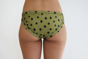 Bluey Bottom in Olive