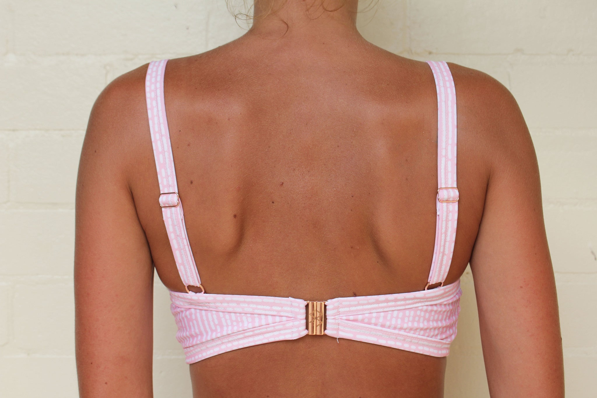 Boomer Top in Rose