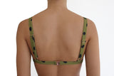 Mungo Tri Top in Olive