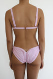 Mungo Tri Top in Rose