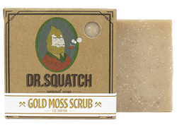 Gold Moss Scrub Soap Bar