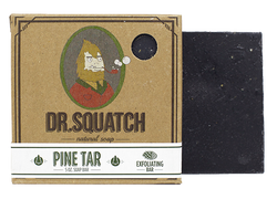 Pine Tar Exfoliating Soap Bar