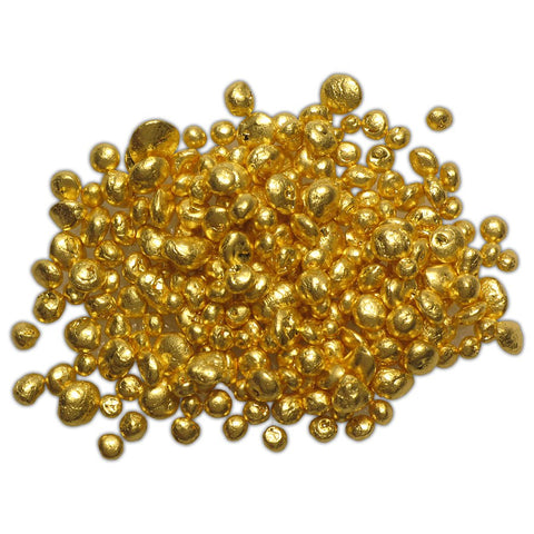 Pure Gold 999 Casting Grain Shot