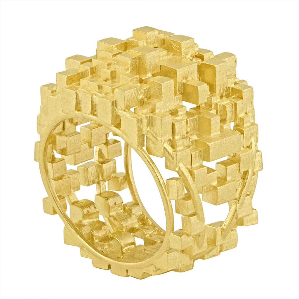 The Voxel Ring