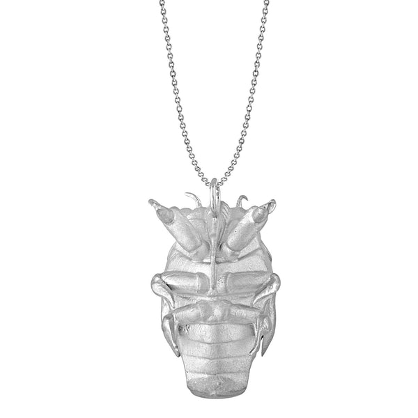 The Molting Cicada Pendant