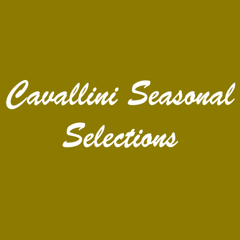 Cavallini's Seasonal Selections