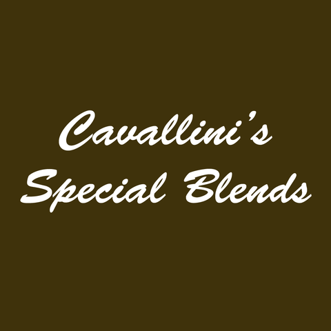 Cavallini's Special Blends