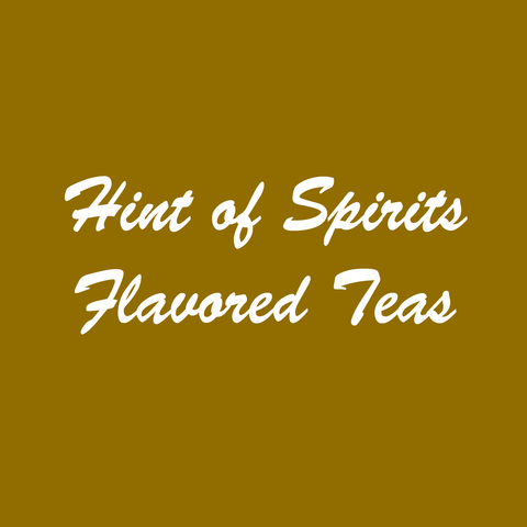 Hint of Spirits Flavored Teas