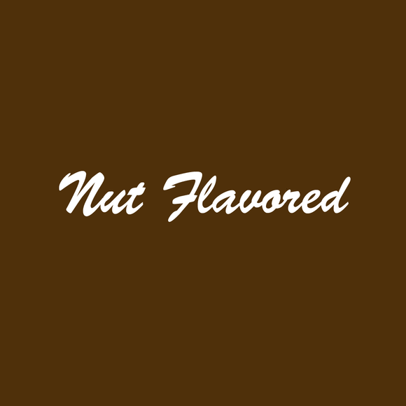 Nut Flavored