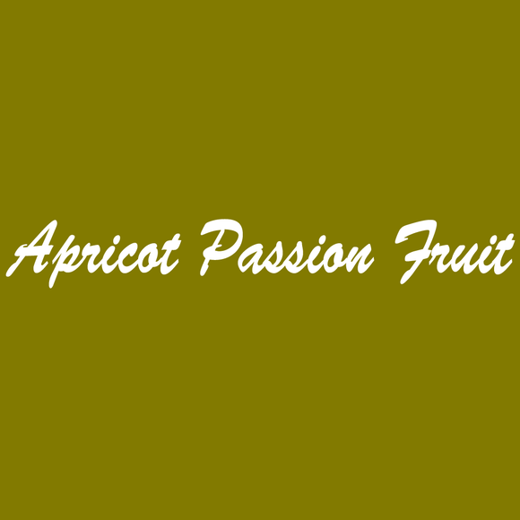 Apricot Passion Fruit