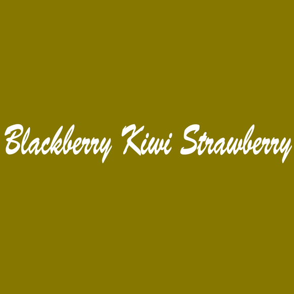 Blackberry Kiwi Strawberry