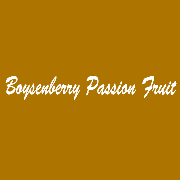 Boysenberry Passion Fruit