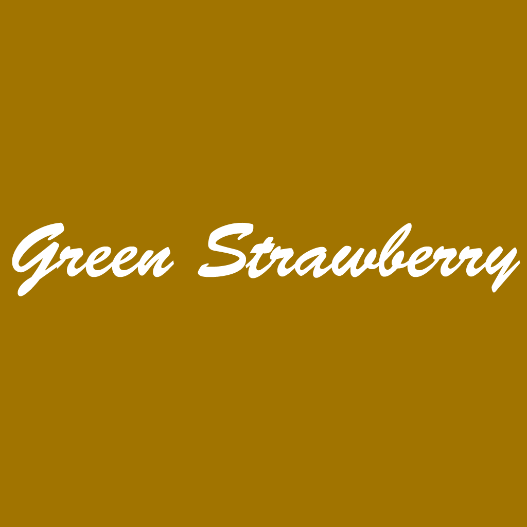 Green Strawberry
