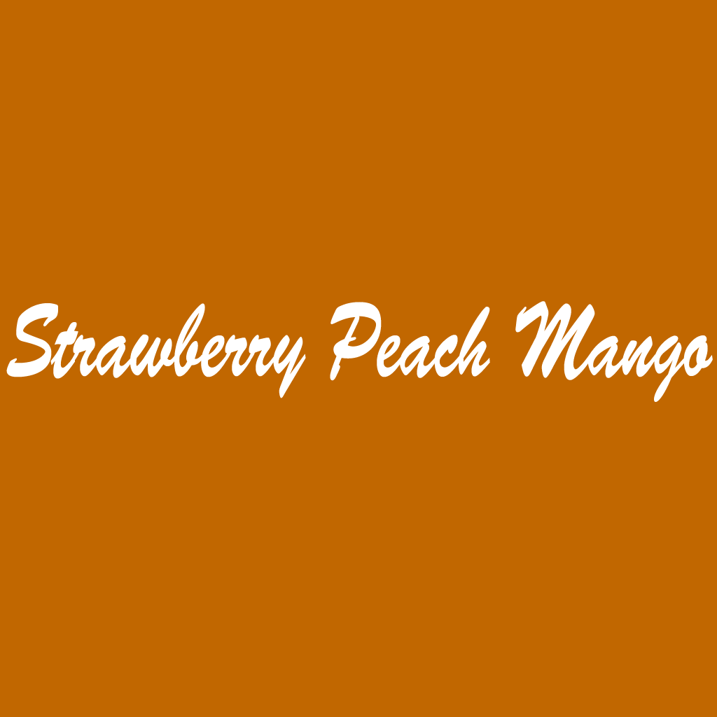 Strawberry Peach Mango