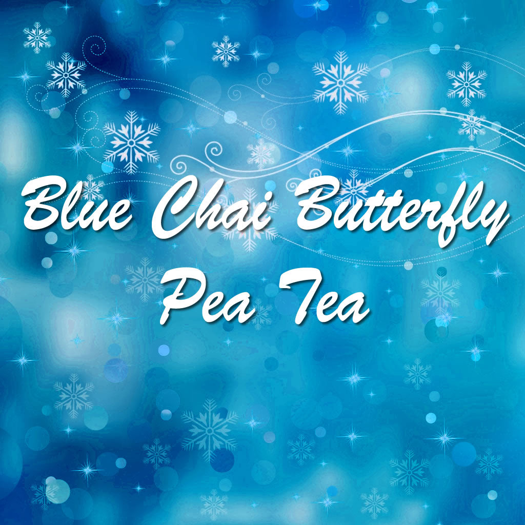 Blue Chai Butterfly Pea Tea