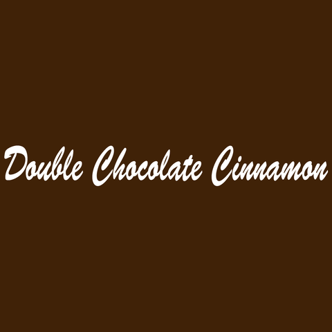Double Chocolate Cinnamon