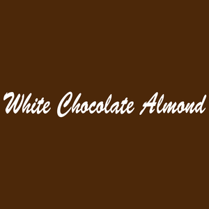 White Chocolate Almond