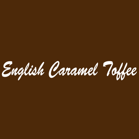 English Caramel Toffee