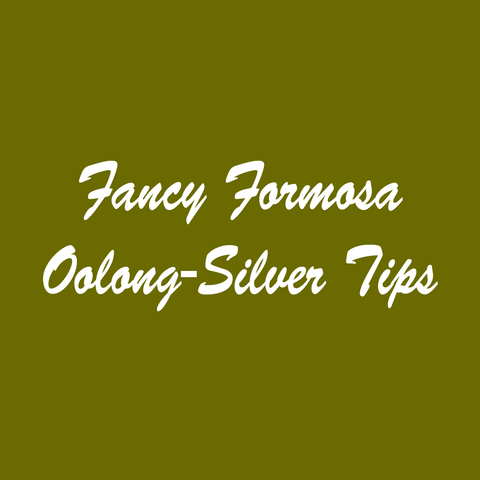 Fancy Formosa Oolong-Silver Tips