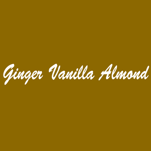 Ginger Vanilla Almond