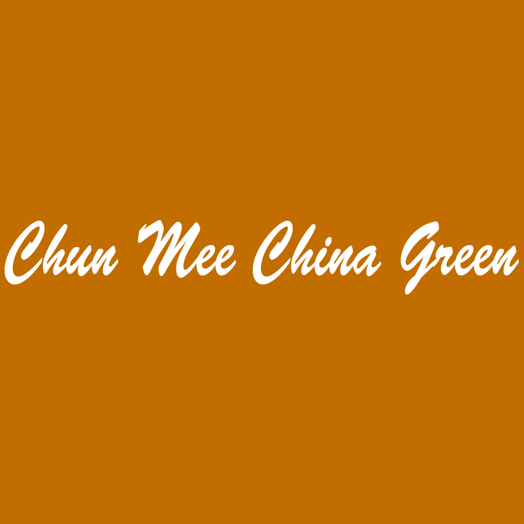Chun Mee China Green