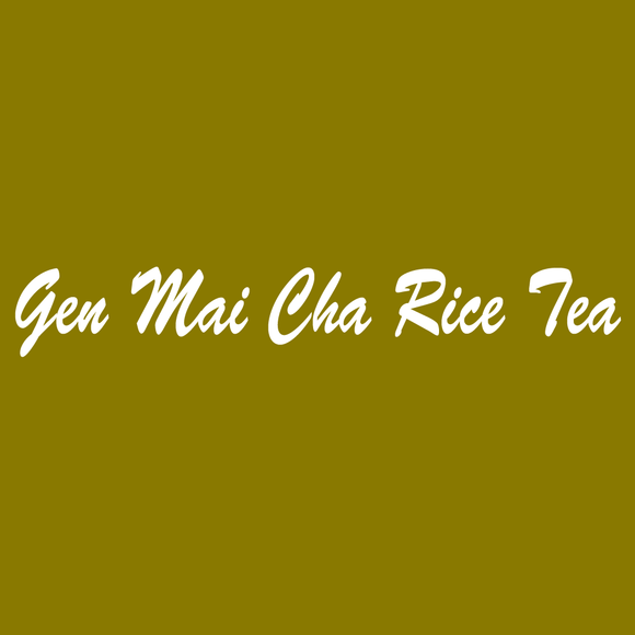Gen Mai Cha Rice Tea
