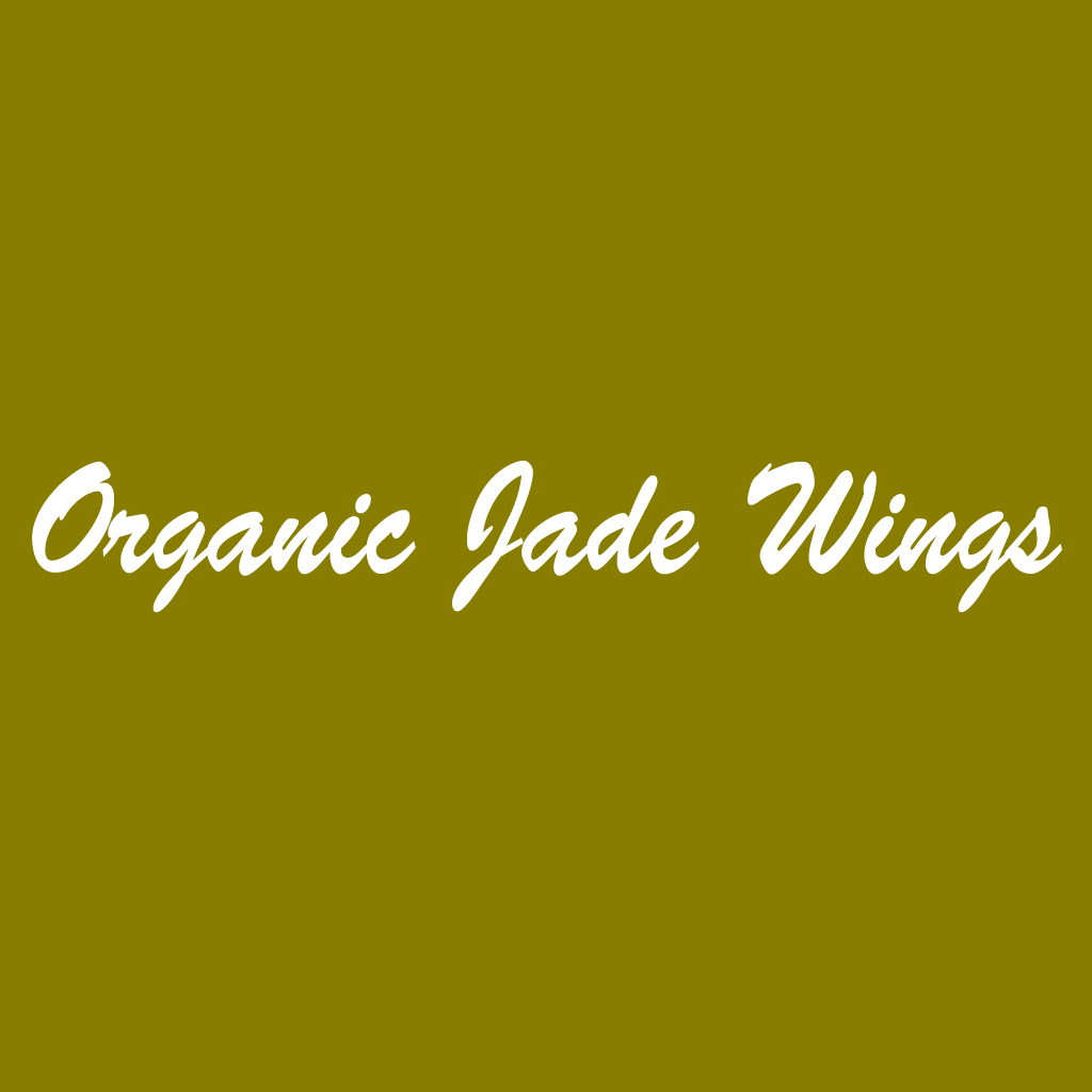 Organic Jade Wings