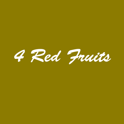 4 Red Fruits