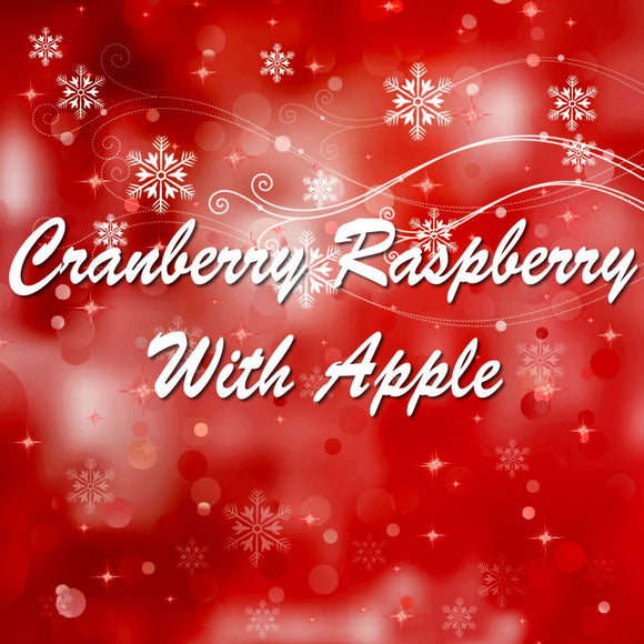 Cranberry Raspberry With Apple