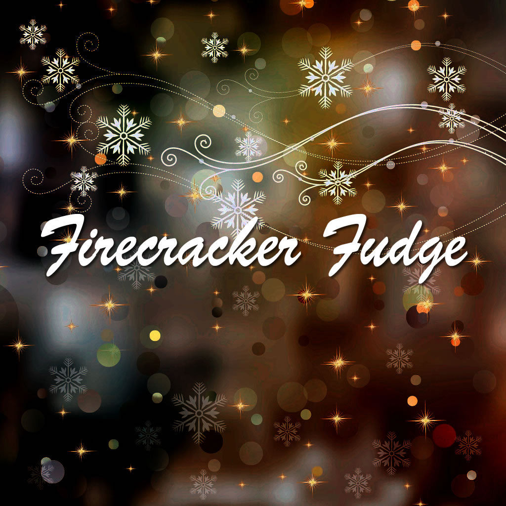 Firecracker Fudge