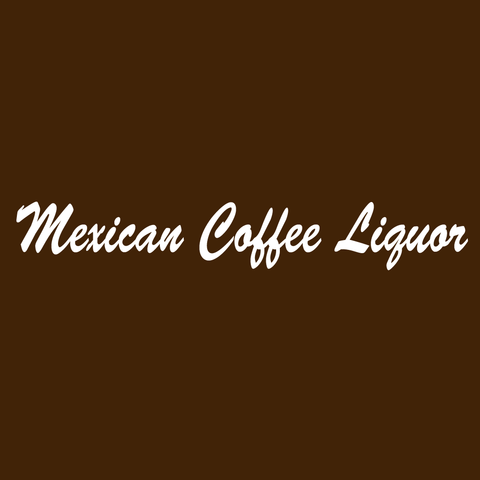 Mexican Coffee Liquor