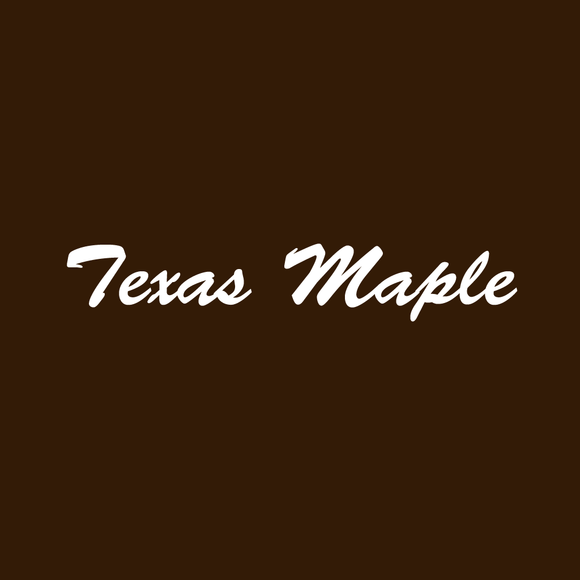 Texas Maple