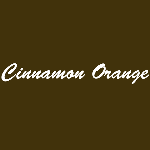 Cinnamon Orange