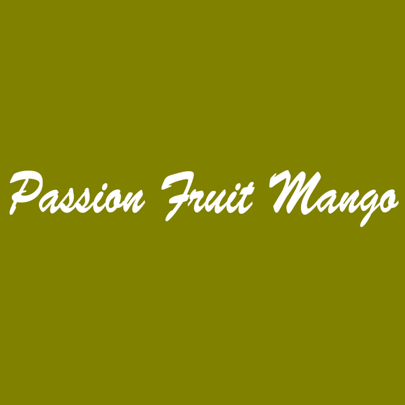 Passion Fruit Mango