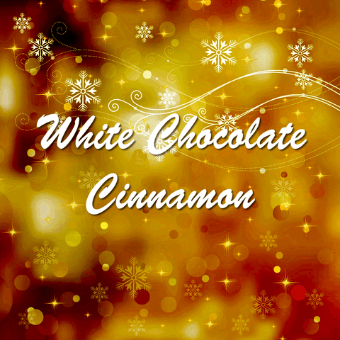 White Chocolate Cinnamon