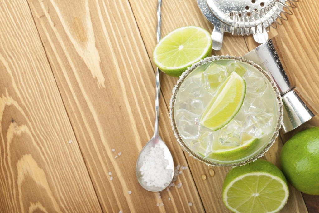 Our Favorite Skinny Margarita Recipe!