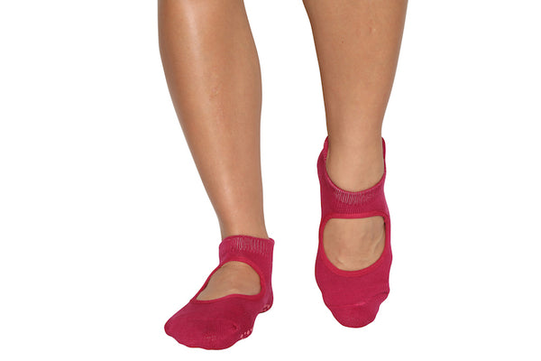 Barre Made Mary Jane Ankle Socks - BarreSocks