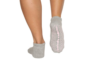 Basically A Ballerina Ankle Socks - BarreSocks
