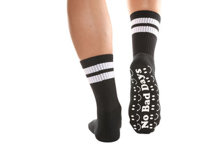 No Bad Days Calf High Socks - BarreSocks