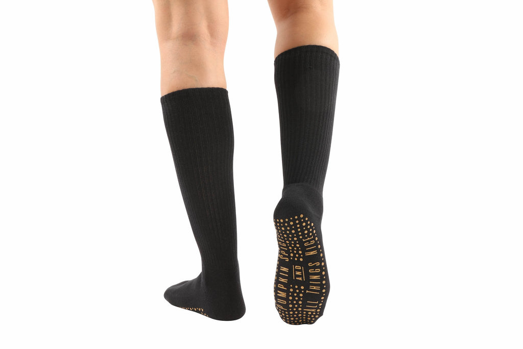 Grip Socks  BarreSocks  Sticky Socks Pilates Socks Barre Pure Barre  Bar Method Barre3 Barre Clothing