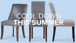 Cool Down this Summer with Grey Furniture