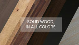Solid Wood Matters